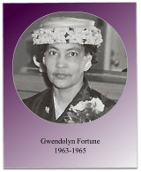 Soror Fortune presided over two Jabberwocks, the initiation of 1 new member, and the first Careerama in 1964/1965.