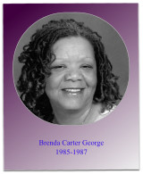 Soror Carter established the Delta Memorial Scholarship for the New Bern Housing Authority, and the 1987 Jabberwock was held.